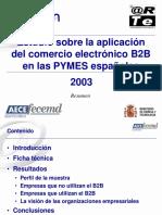 Presentacion Estudio Ciceron03 b2b