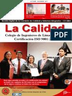 Revista La Calidad