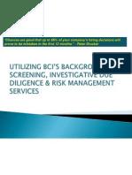 Bci Profile