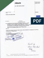 34. KFP Compliance Matrix 17th Mar 2017