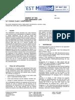 Valutazione Storia Termica_misura Ossido