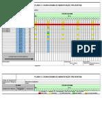 Plano e Cronograma de Manutencao Preventiva