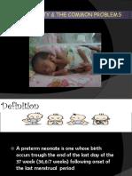 Prematurity Rev