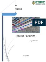 Manual de Mantenimiento PARALELAS G1