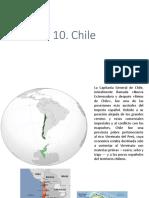 10. Chile-