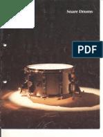 1989 Snare Drums En