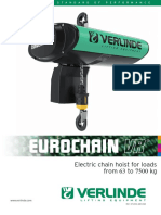 Eurochain VR GB New