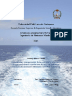 Estimación y comparación de la resistencia al avance de embarcaciones rápidas con formas de pantoque redondeado mediante diferentes métodos numéricos