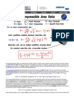 Compressible Area Ratio