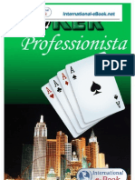 FANTASTICO eBook SUL POKER in ITALIANO PAG 80 (VOTO 10+) Manuli Guide Manuale Pokerista Giocatori Di Poker E-book E-book