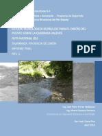 Sixaola Proy CP 01 14 Valente IH Informe Final Rev1
