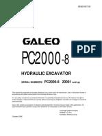 Shop Manual Pc2000-8 Sen01607-00pd