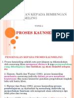 Topik 2 Proses Kaunseling