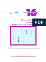 AISC Design Guide 16 - Flush Abd Extended MultipleRow Moment EndPlate Connections