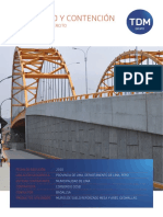 Estabilidad y Contencion Puente Ejercito