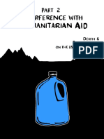 """""""Interference With Humanitarian Aid"""" Report"""