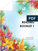 Remedial Reading Booklet