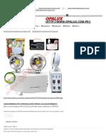 9808 Luz de Emergencia OPALUX LED de 40W 1600 Lumens Certificado UL PREMIUM _ OPALUX PERU