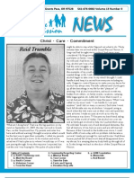 March 2010 Grants Pass Gospel Rescue Mission Newsletter