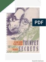 Metodo de Secretos de Trompeta Vol.1