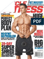 Muscle Fitness USA September 2017