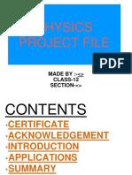 physics project on zener.pptx