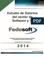 Estudio de Salarios 2014