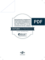 2013-Desenvolvimento Socioeconômico Na Metrópole e No Interior Do Rio de Janeiro