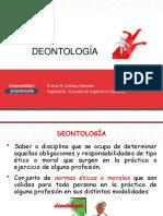 Sesion 1 Deontologia