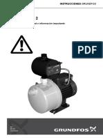 Uso Bomba JP Booster PM 2