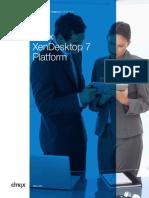 Citrix Xendesktop 7 Platform