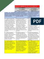 Matriz n1 Progresion de Ciclos Enfermería Revisada El 4.9.17