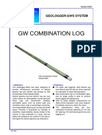 Model-3493 GW Combi Log C1410