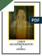 Carta Espiritualistas e Outros PDF