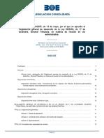 Rgl. Revision en via Administrativa
