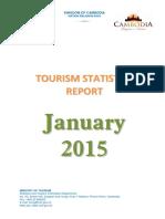 Tourism Statistics 1 2015