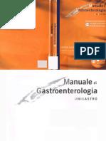 Unigastro - Manuale Di Gastroenterologia