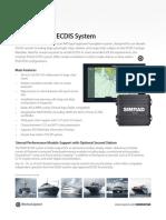 Brochure SIMRAD Ecdis e5024 System