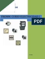 Curso Electricidad i