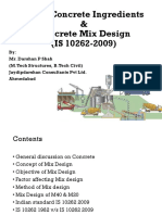 Ds_concrete Mix Design