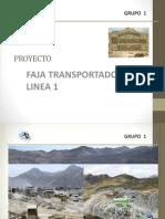 Proyecto Faja Transportadora 1