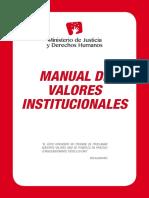VALORES-INSTITUCIONALES