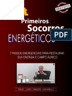 eBook Kit Primeiros Socorros Energeticos