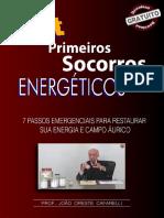 eBook Kit Primeiros Socorros Energeticos