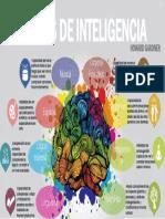 Tipos de Inteligencia Infografía