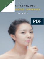 7 Cuentos Japoneses - Junichiro Tanizaki