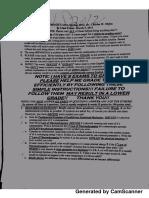 Phys4302 Exam I Spring 2012