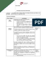 1A-X101 Estrategias Para Procesar Información (Guía) 2018-1-2