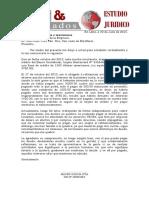 Carta de Renuncia LABORAL - Garcia Utia
