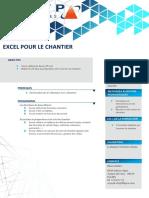 Maitrise Du Tableur Excel